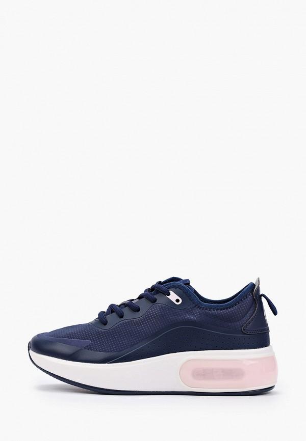 женские кроссовки respect, синие