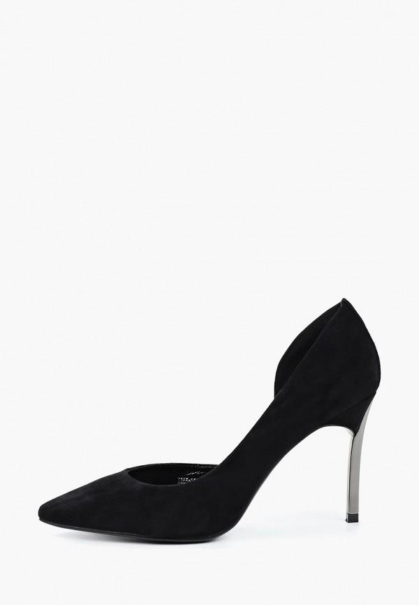 женские туфли respect, синие