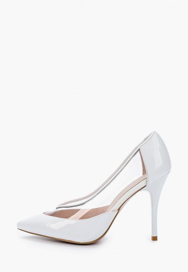 женские туфли respect, белые