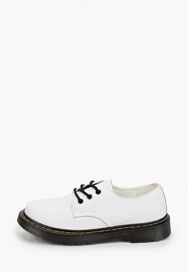 женские ботинки respect, белые