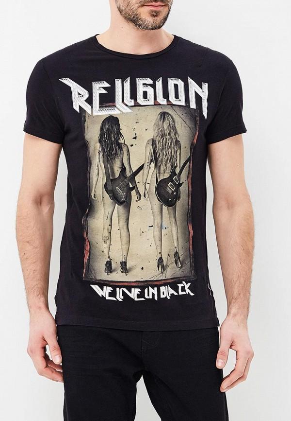 Футболка Religion Religion RE881EMBFRF2 футболка religion 27 bang05 black