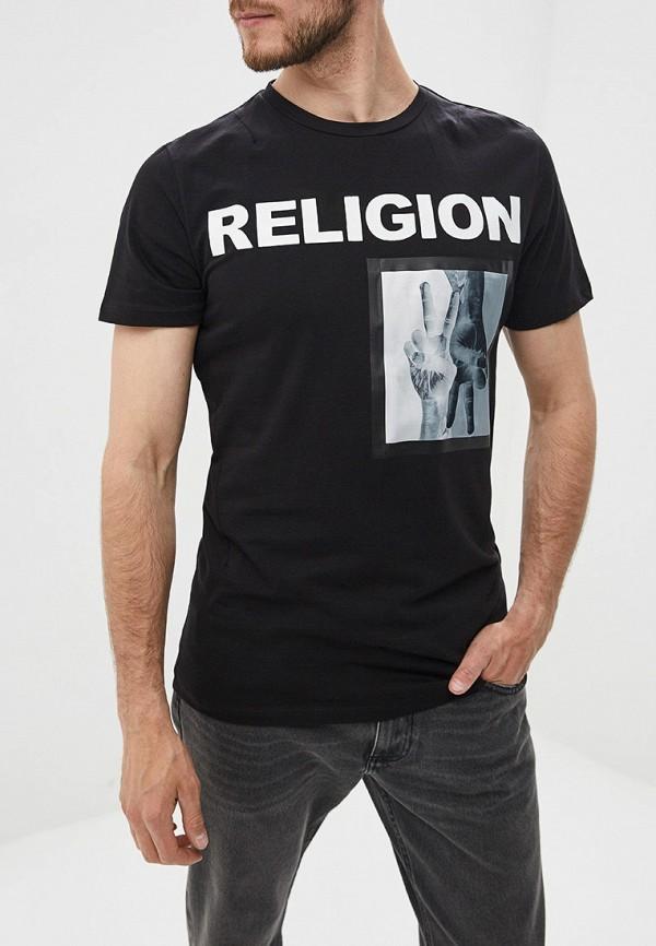 Футболка Religion Religion RE881EMFADY9 футболка religion religion re881embfrd9
