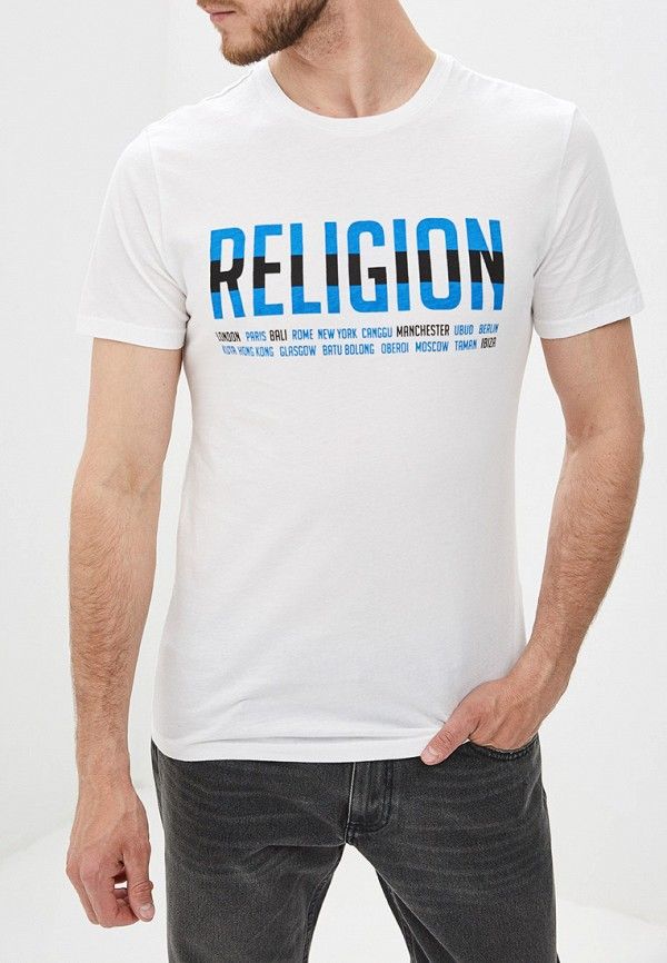 Футболка Religion Religion RE881EMFADZ7 футболка religion religion re881embfrd6