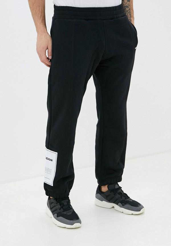 мужские спортивные брюки religion, черные