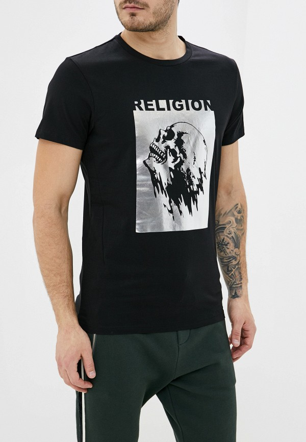 Футболка Religion Religion RE881EMHHWR2 футболка religion religion re881embfrd6