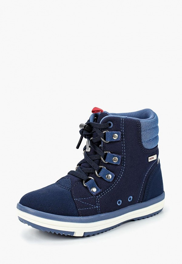 Купить Ботинки Reima, Wetter Wash, RE883ABCAJF6, синий, Осень-зима 2018/2019