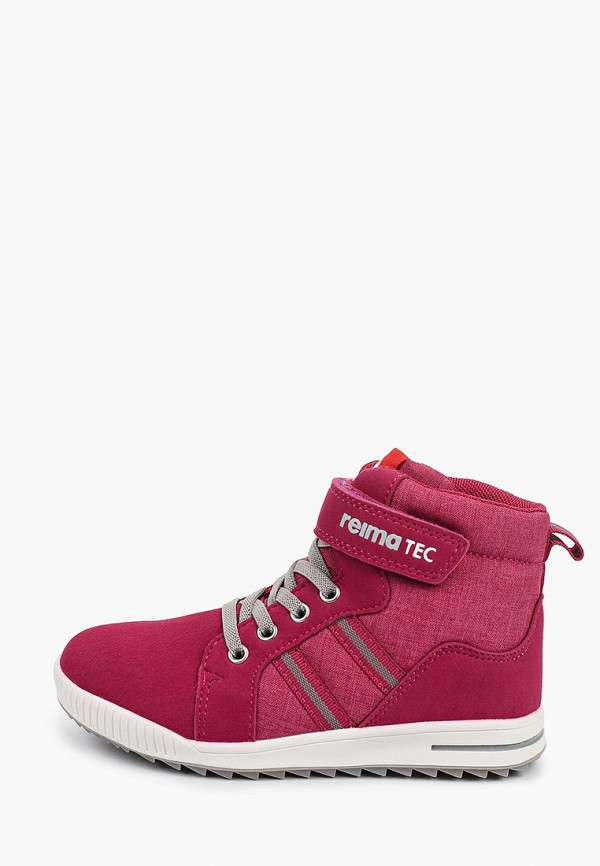 ботинки reima для девочки, розовые