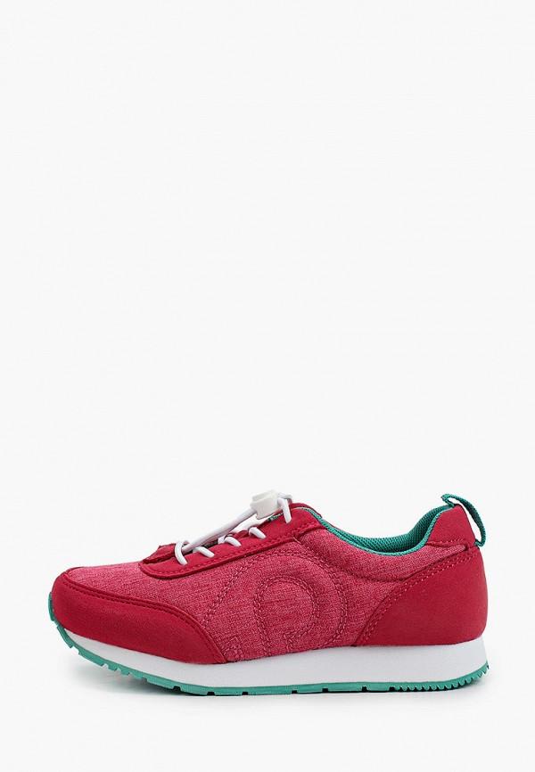 кроссовки reima для девочки, розовые