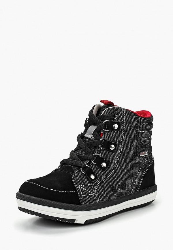 Ботинки Reima, Wetter Jeans, RE883AKCAJE1, черный, Осень-зима 2018/2019  - купить со скидкой