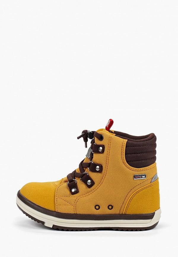 ботинки reima малыши, желтые