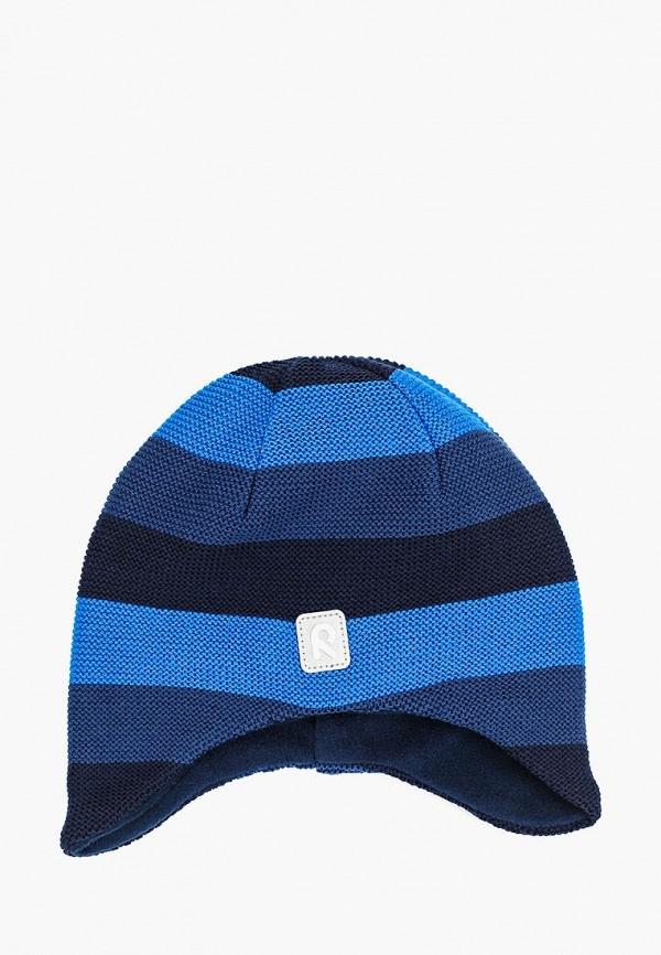 шапка reima для мальчика, синяя