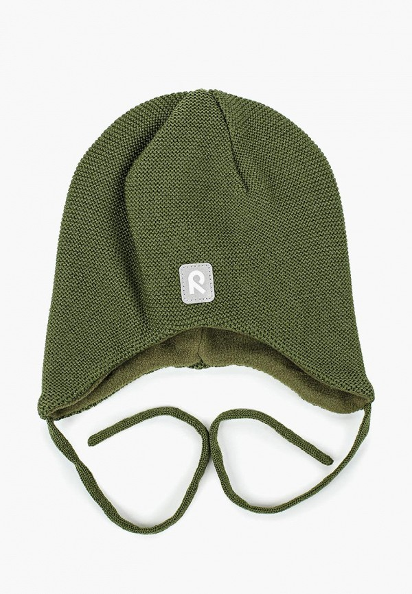 шапка reima для мальчика, хаки