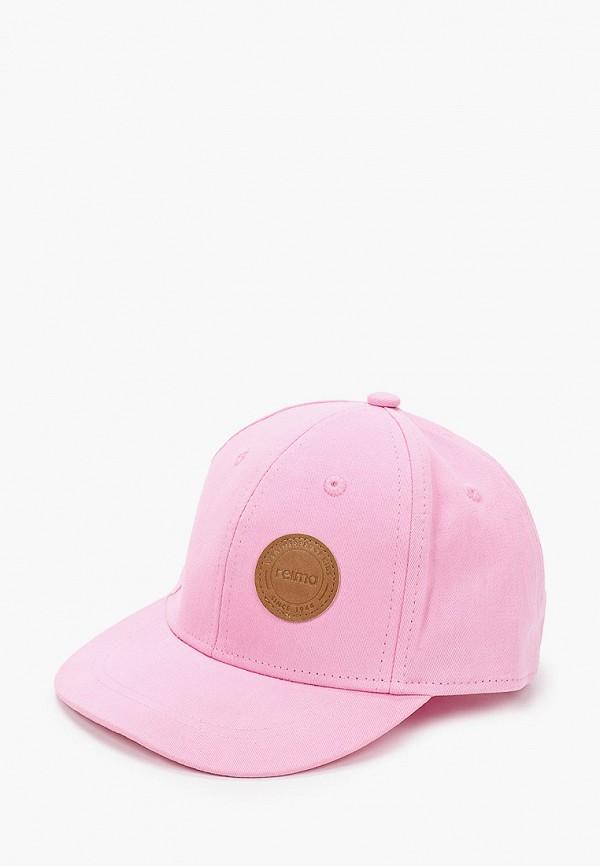 Бейсболка Reima Reima 538070 розовый фото