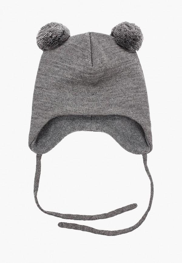 шапка reima малыши, серая