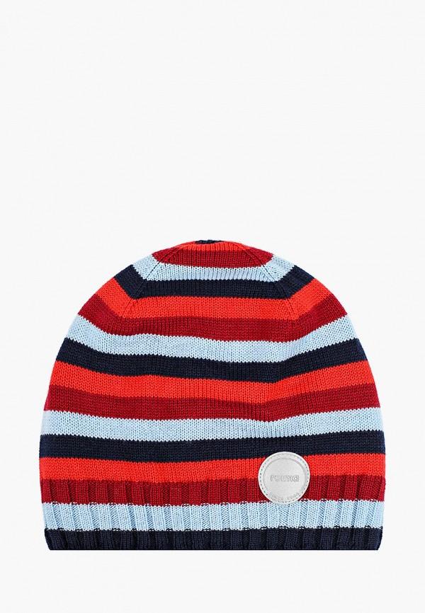 шапка reima малыши, разноцветная