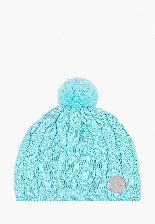 шапка reima малыши, бирюзовая
