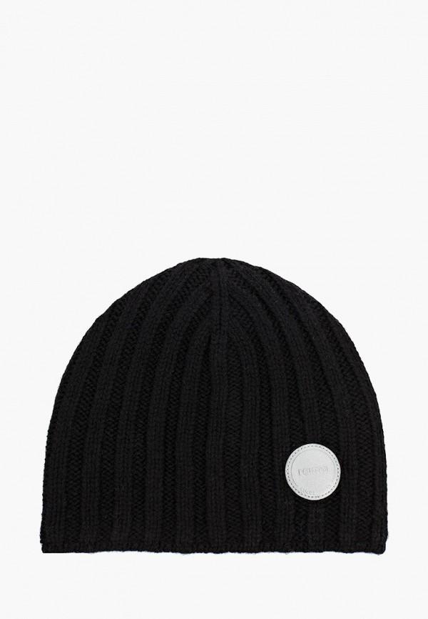 шапка reima малыши, черная