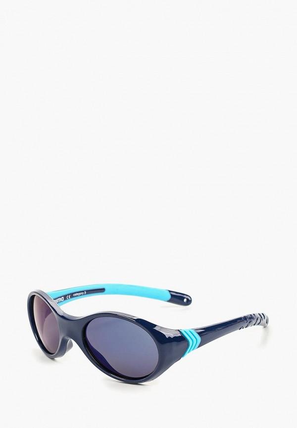 солнцезащитные очки reima для мальчика, синие
