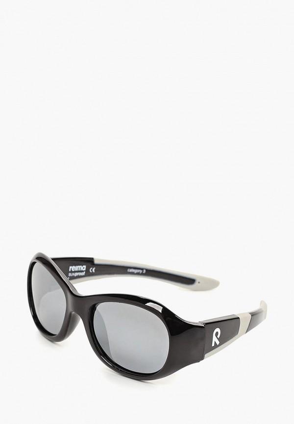 солнцезащитные очки reima для мальчика, черные