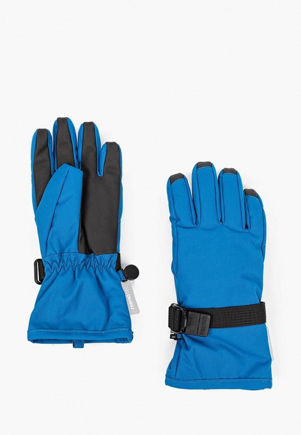 перчатки reima для мальчика, синие