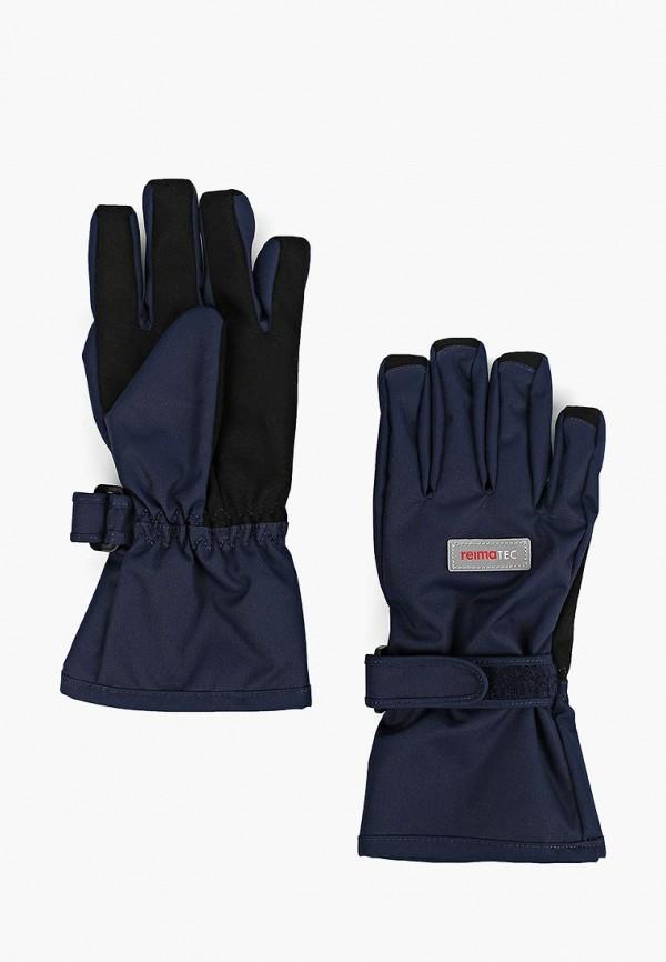 перчатки reima малыши, синие