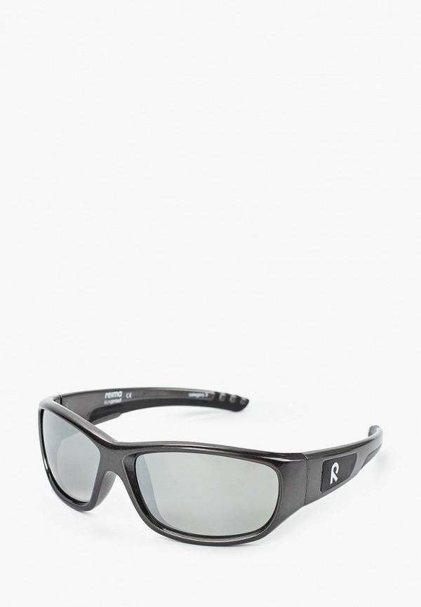 солнцезащитные очки reima малыши, серебряные