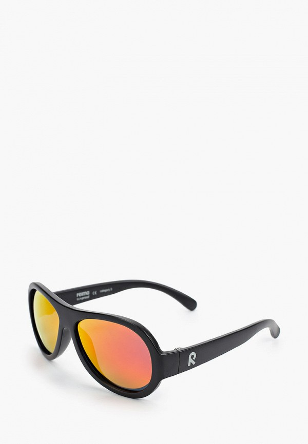 солнцезащитные очки reima малыши, черные