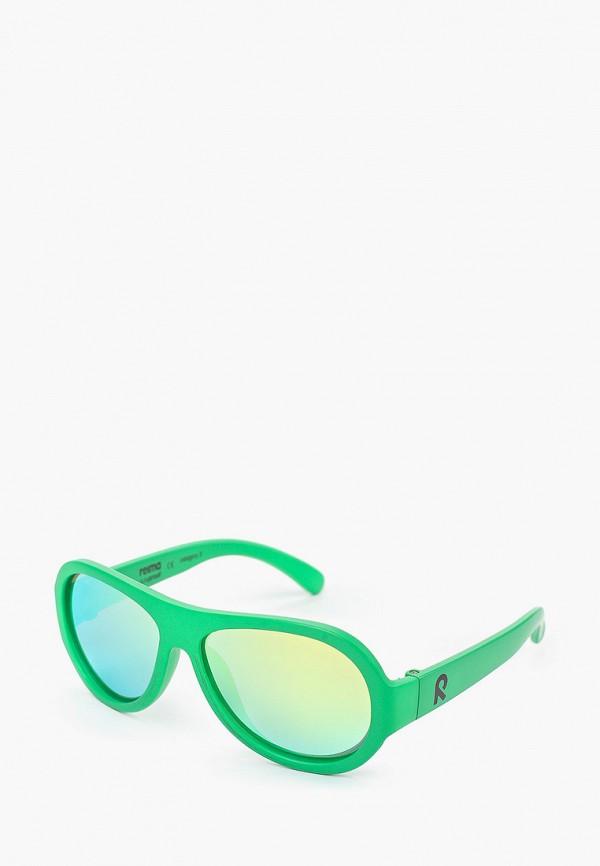 солнцезащитные очки reima малыши, зеленые
