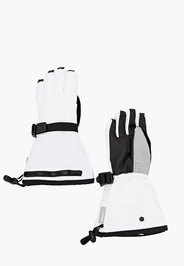 перчатки reima малыши, белые