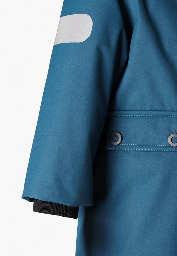 Фото 5 - Комбинезон утепленный Reima синего цвета