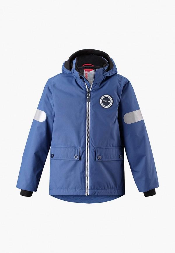 Куртка утепленная Reima Reima RE883EBCAEF6 reima куртка reimatec suvi голубой в полоску
