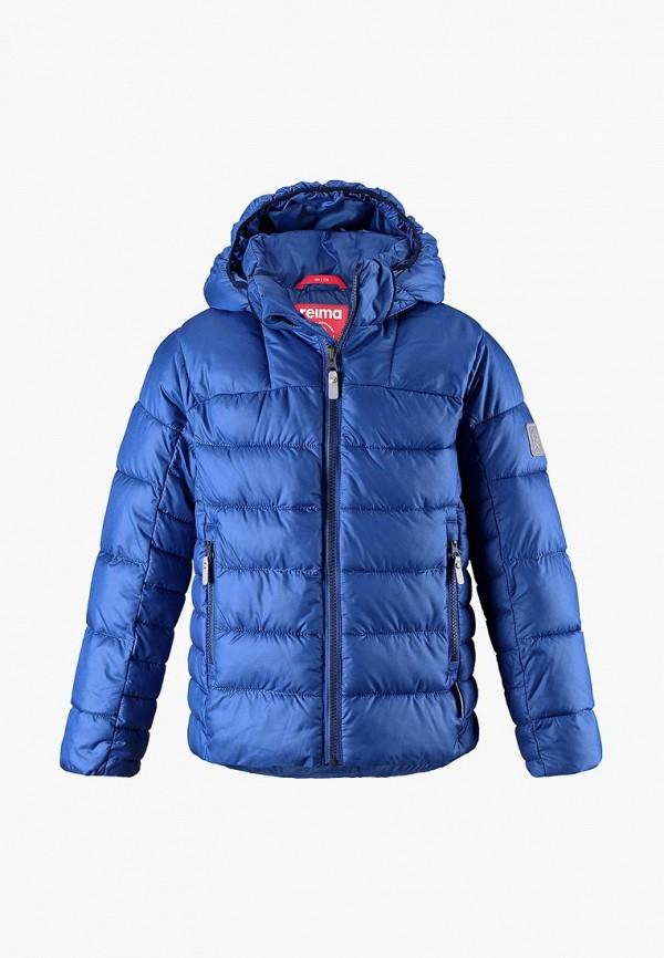 Купить Куртка утепленная Reima, Petteri, RE883EBCAEK0, синий, Осень-зима 2018/2019