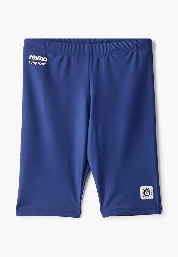 плавки reima для мальчика, синие