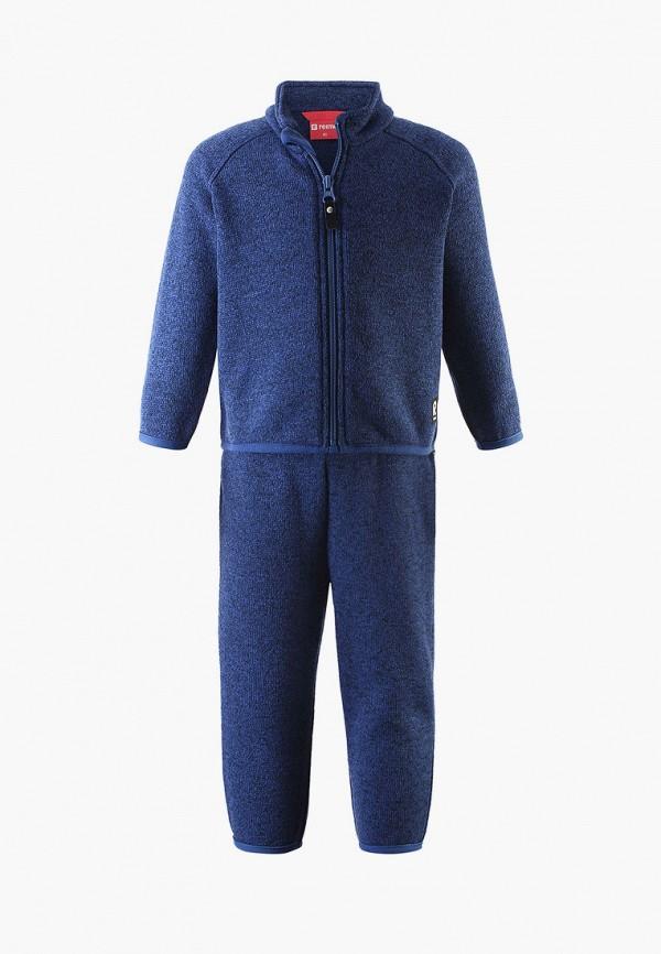 спортивные спортивный костюм reima для мальчика, синий