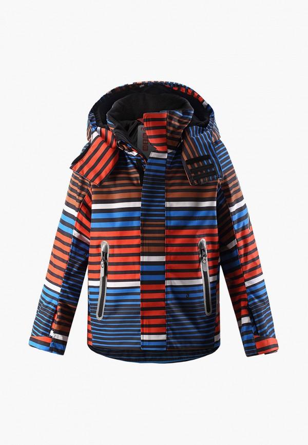 Фото - Куртку горнолыжная Reima разноцветного цвета