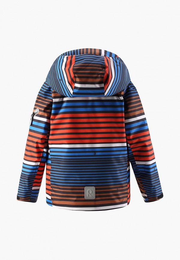 Фото 2 - Куртку горнолыжная Reima разноцветного цвета