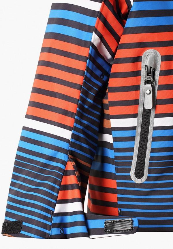 Фото 4 - Куртку горнолыжная Reima разноцветного цвета