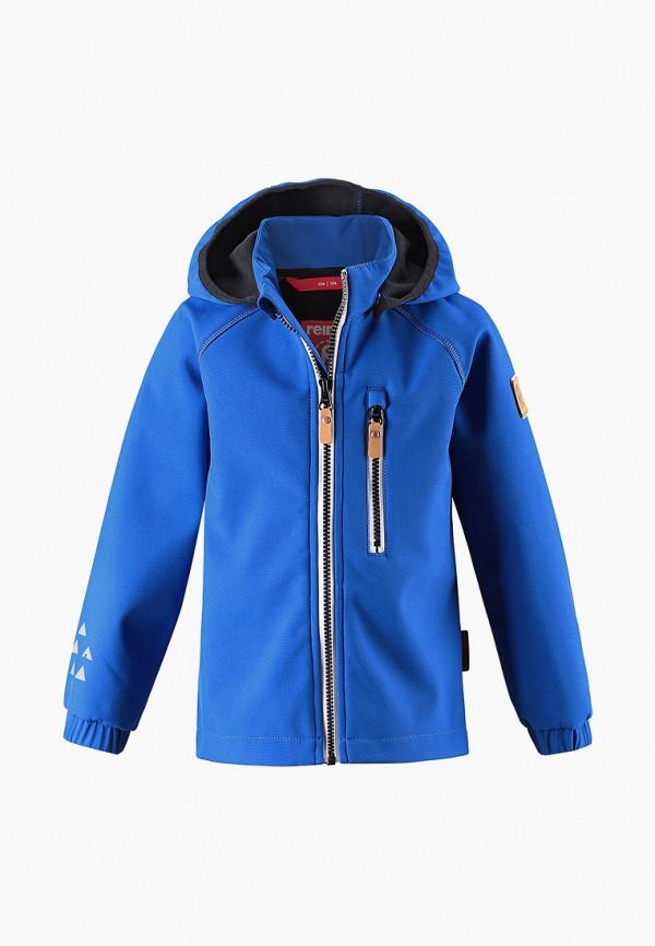Фото - Куртку утепленная Reima синего цвета