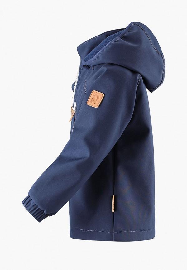 Фото 3 - Куртку утепленная Reima синего цвета