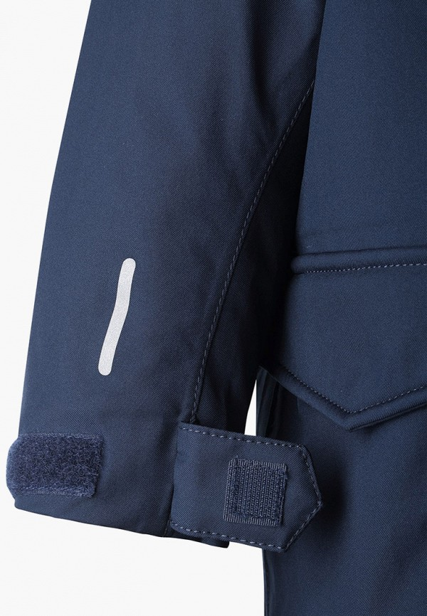 Фото 5 - Куртку утепленная Reima синего цвета