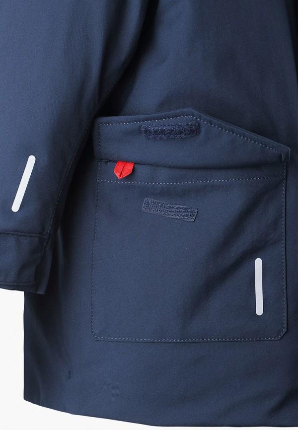 Фото 6 - Куртку утепленная Reima синего цвета