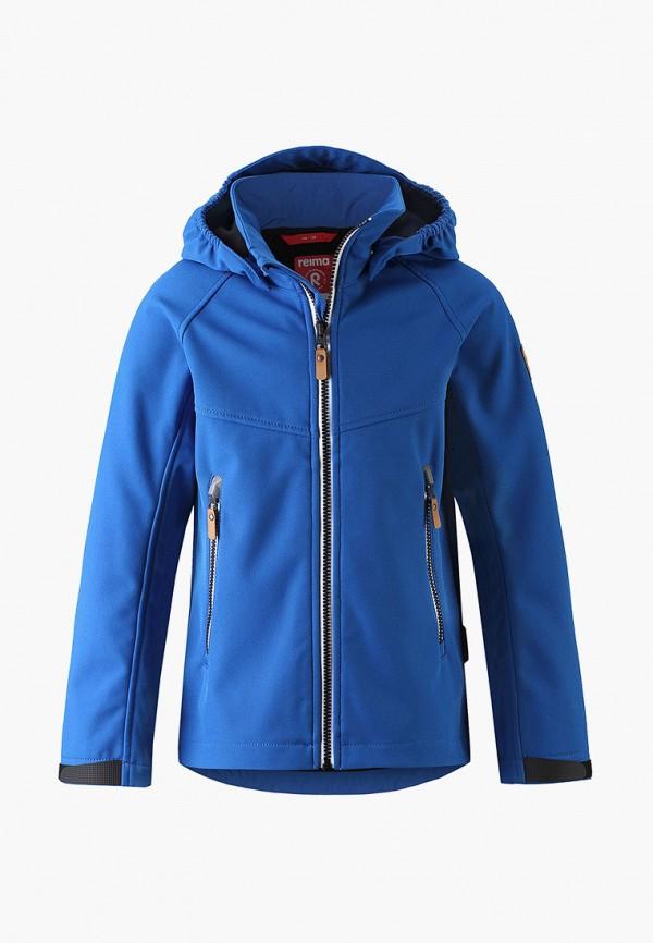 Куртка утепленная Reima Reima RE883EBFYGR1 куртка детская reima цвет синий 5215696710 размер 98