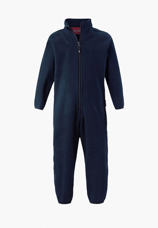 термобелье reima для мальчика, синее
