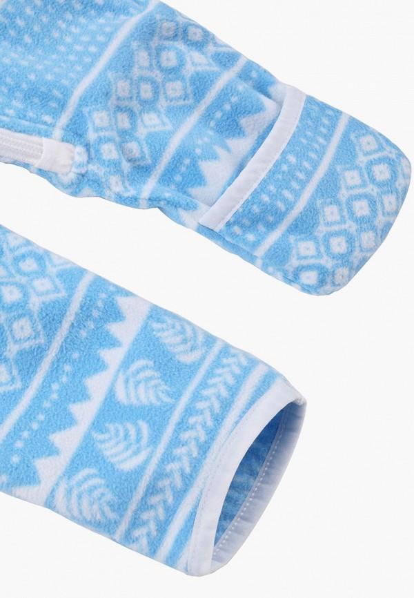 Фото 4 - Комбинезон Reima голубого цвета