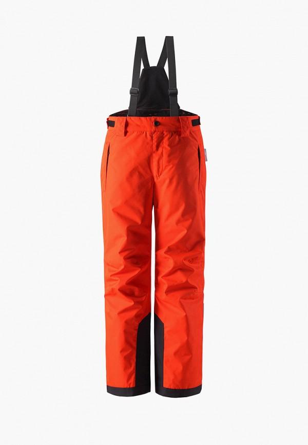 брюки reima для мальчика, оранжевые