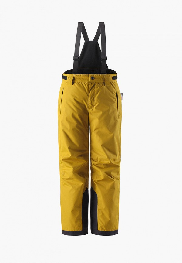 брюки reima для мальчика, желтые