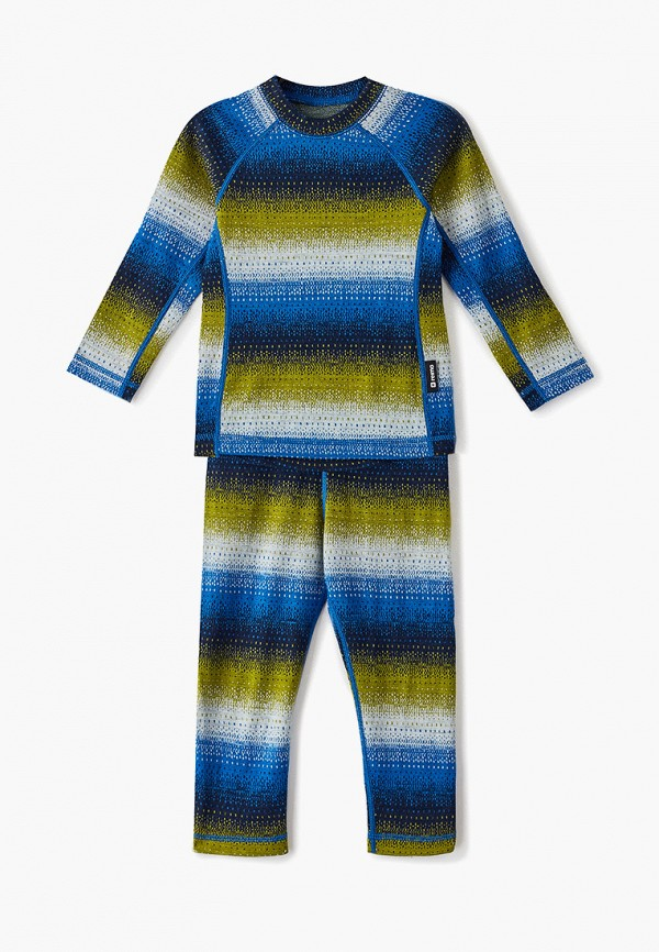 термобелье reima для мальчика, разноцветное