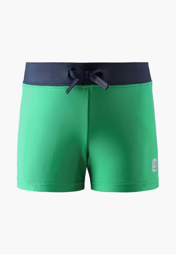 плавки reima для мальчика, зеленые
