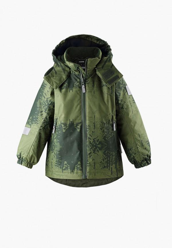 куртка reima для мальчика, хаки
