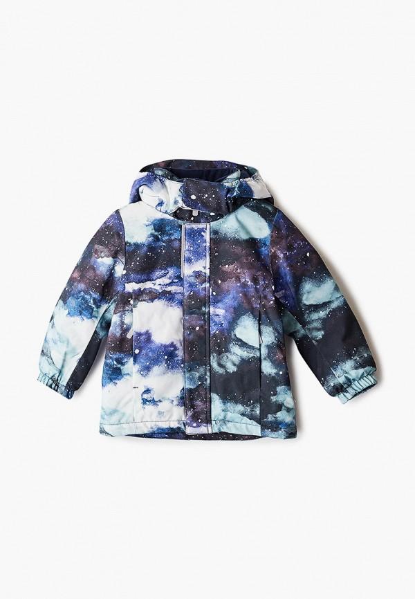 куртка reima для мальчика, разноцветная